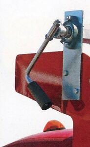 Buyers DTR Hand Crank Dump Truck Trailor Tarp Roller System no tarp cover NEW
