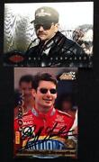 Jeff Gordon Autograph Card