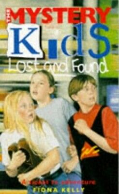 Lost and Found (Mystery Kids) by Kelly, Fiona Paperback Book The Fast Free