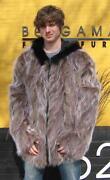 Mens Raccoon Coat