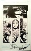 Walking Dead Art