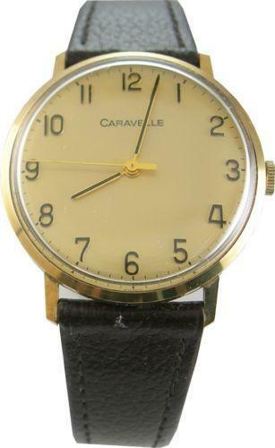 9ct Gold Mens Wrist Watches