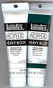 Liquitex Acrylic Paint White