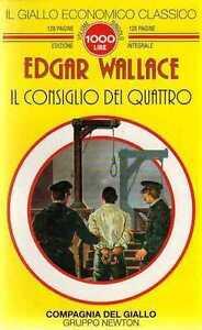 Edgar-Wallace-Il-consiglio-dei-quattro