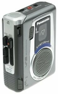 Portable cassette recorder Panasonic in good condition