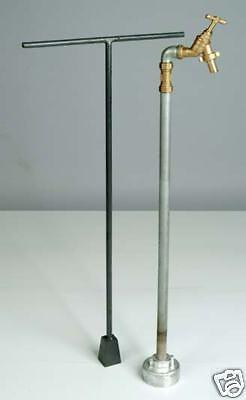 "NEW WATER BOARD APP 3/4"" MSPK HYDRANT STAND PIPE & KEY FIRE ESSEX 01277 222382"