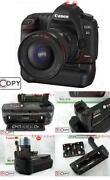 Canon 5D Mark II Battery Grip