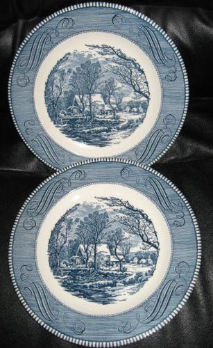 currier and ives vintage china dinnerware history jpg 1080x810