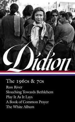Joan Didion, the 1960S & 70S by Joan Didion, David L Ulin (editor) #29163U