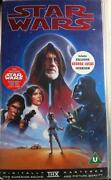 Star Wars VHS