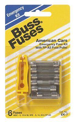 Bussmann Ek-7 American Car Fuse Kit