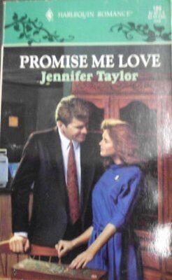 Promise Me Love,Jennifer Taylor