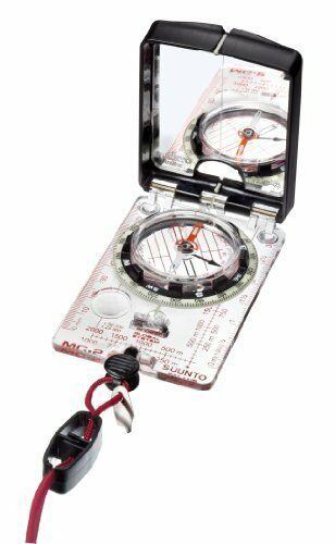 Suunto MC-2 D/L IN/NH Mirror Sighting Compass