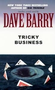 Tricky Business By Barry, Dave - $3.99
