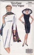 Vogue Dress Patterns