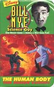 Bill Nye Human Body VHS