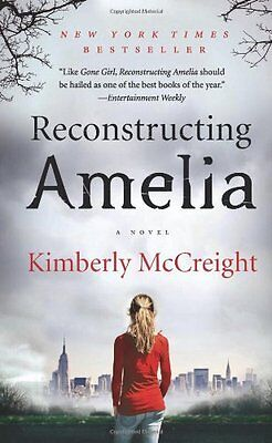 Reconstructing Amelia  A Novel By Kimberly Mccreight