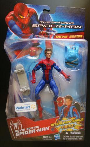 Top Three Toys Of 2012 : The amazing spiderman toys ebay