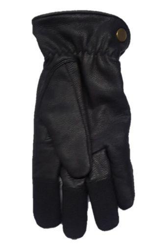 LH-Sch/ützen Black.Bulls schwarz Halona Bogenhandschuh traditionell Leder f