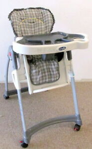 Evenflo Foldable Adjustable High Chair - Excellent condition
