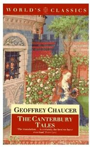 The Canterbury Tales (World's Classics) By Geoffrey Chaucer,David Wright