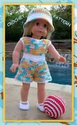 18 Doll Crochet Patterns