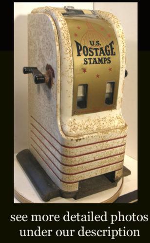 Vintage Postage Machine Ebay