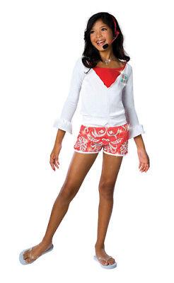High School Musical 2 Gabriella Lifeguard sz - High School Musical 2 Kostüm
