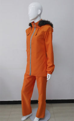 Hot! South Park kenny cosplay costume uniform JJ.069