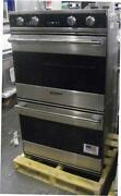 Stainless Steel Double Wall Oven