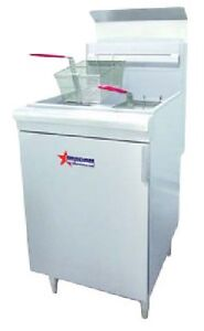 Commercial Restaurant Heavy Duty Fryer