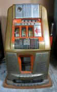 Vintage Mills Slot Machine