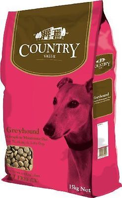 Burgess Dog Food Country Value Greyhound Healthy Active Complete Pet Food 15 kg