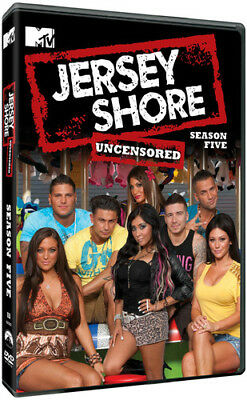 Jersey Shore: Season Five [New DVD] Ac-3/Dolby Digital, Amaray Case