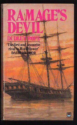 Ramage's Devil,Dudley Pope- 9780006167846