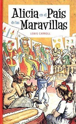ALICIA EN EL PAIS DE LAS MARAVILLAS (COLECCION JUVENTUD)