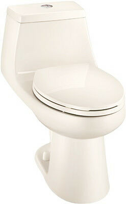 Premier Select  Dual Flush All In One Elongated Comfort Height Toilet White