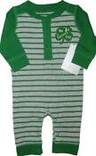Newborn Boy Romper