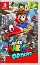 Super Mario Odyssey - Nintendo Switch Brand New Retail Pack