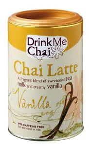 Drink Me Chai - Vanilla Chai Latte 250g