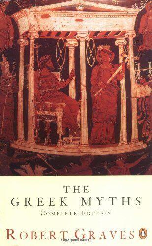 Greek Myths,Robert Graves