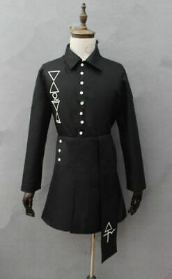 Ghost (Swedish band) A Nameless Ghoul Cosplay Costume with cape MM.1518](Ghostly Ghoul Costume)