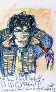 Adam Ant Signed