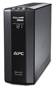 APC  Pro 1000 Battery Back Up LCD Screen