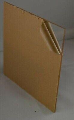 Acrylic Cast Plexiglass Clear Sheet Block 1 X 12 X 12