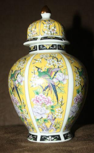 Japan Ginger Jar Ebay