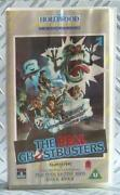 Ghostbusters VHS