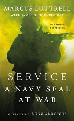 Service  A Navy Seal At War By Marcus Luttrell