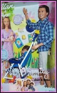 Barbie Happy Family Ebay