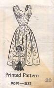 1950'S Dress Patterns